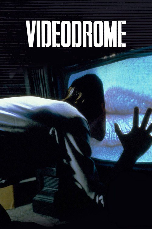 "Poster for the movie ""Videodrome"""