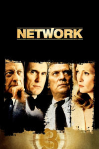 "Poster for the movie ""Network"""