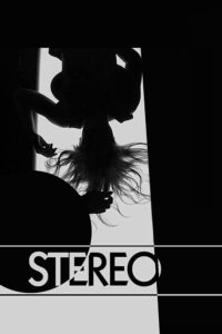 "Poster for the movie ""Stereo"""