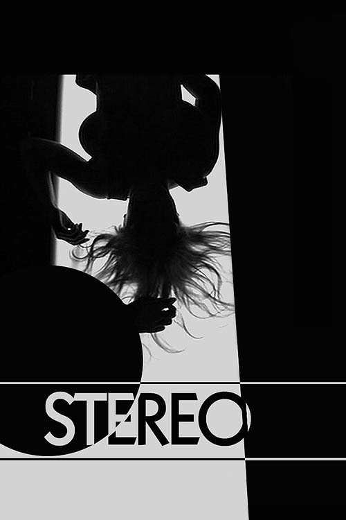 """Poster for the movie """"Stereo"""""""