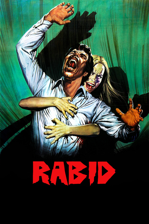 """Poster for the movie """"Rabid"""""""