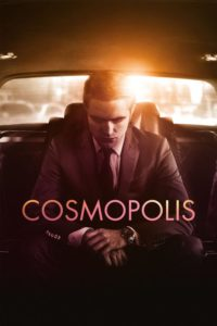 "Poster for the movie ""Cosmopolis"""