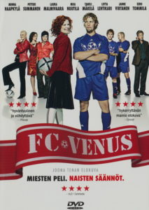 """Poster for the movie """"FC Venus"""""""