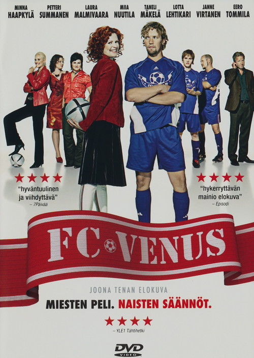 "Poster for the movie ""FC Venus"""