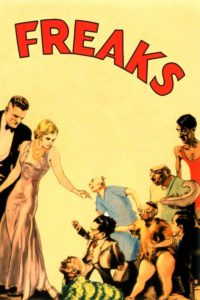 "Poster for the movie ""Freaks"""