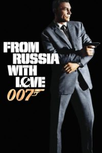 "Poster for the movie ""From Russia With Love"""