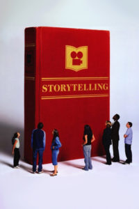 """Poster for the movie """"Storytelling"""""""