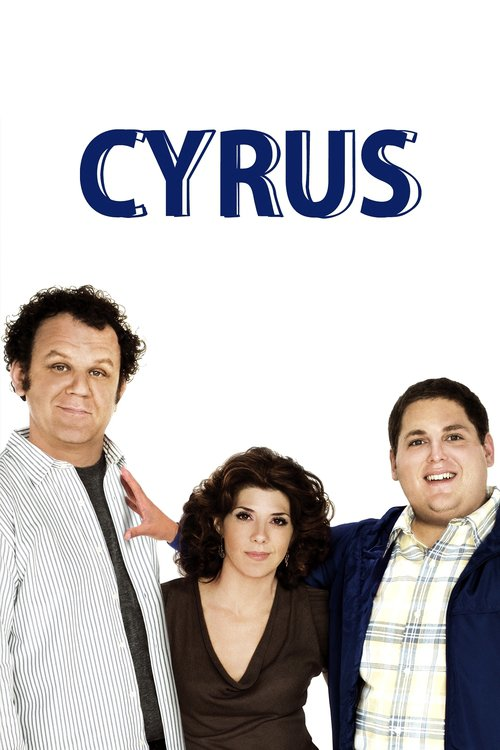 "Poster for the movie ""Cyrus"""
