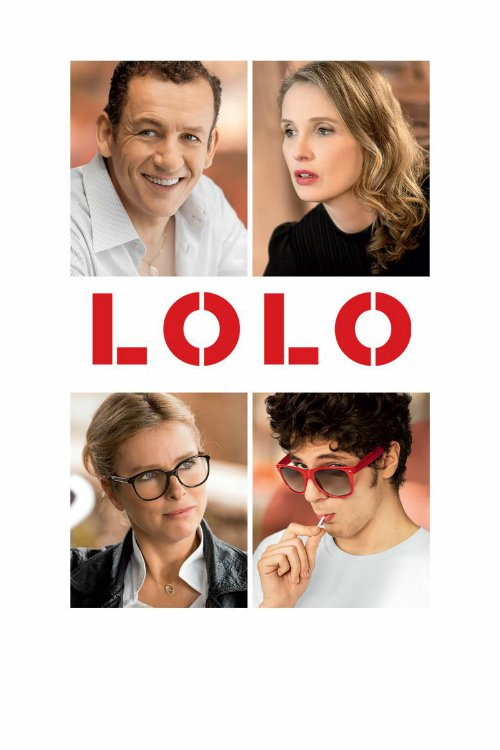 """Poster for the movie """"Lolo"""""""