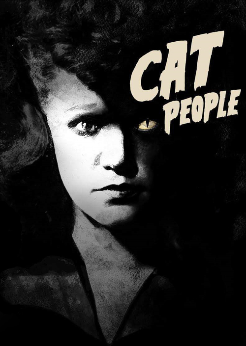 """Poster for the movie """"Cat People"""""""