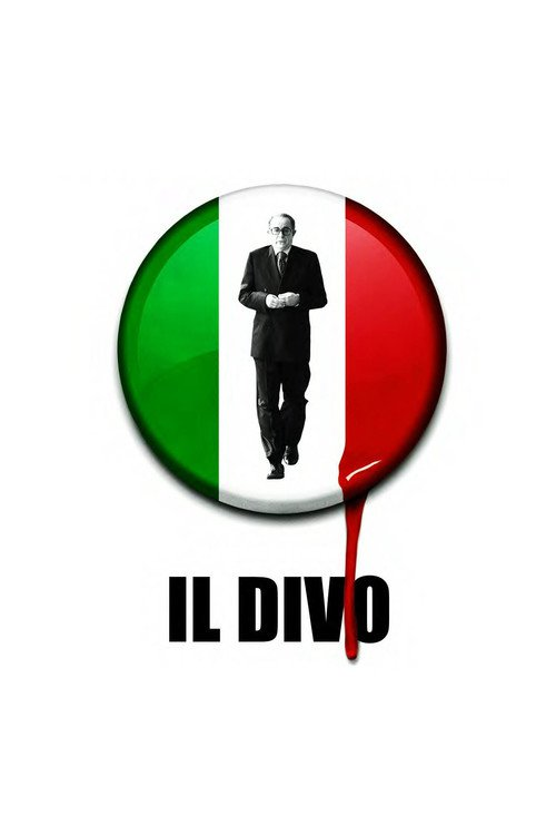 """Poster for the movie """"Il Divo"""""""