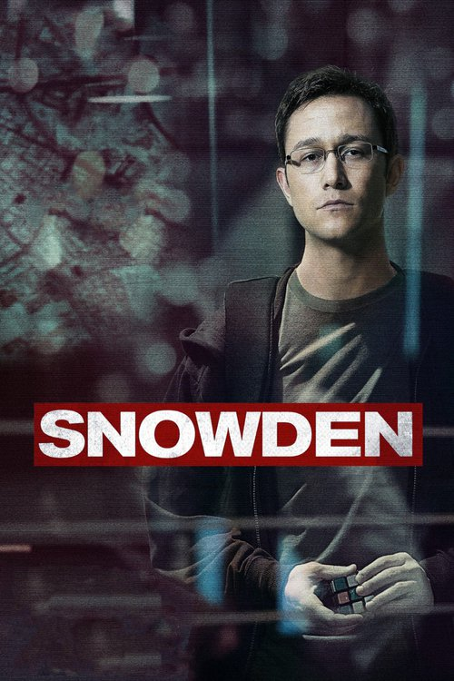 """Poster for the movie """"Snowden"""""""