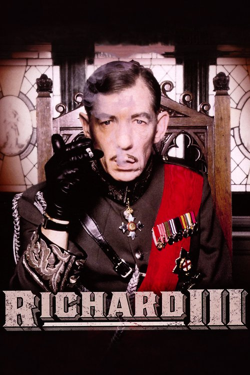 """Poster for the movie """"Richard III"""""""