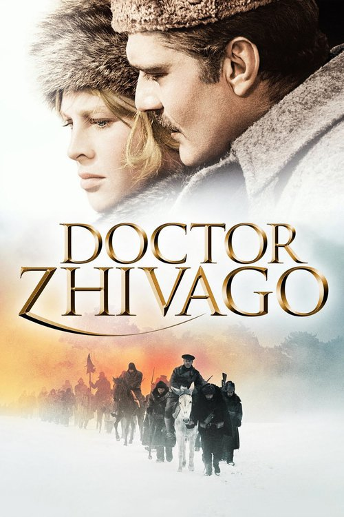 """Poster for the movie """"Doctor Zhivago"""""""
