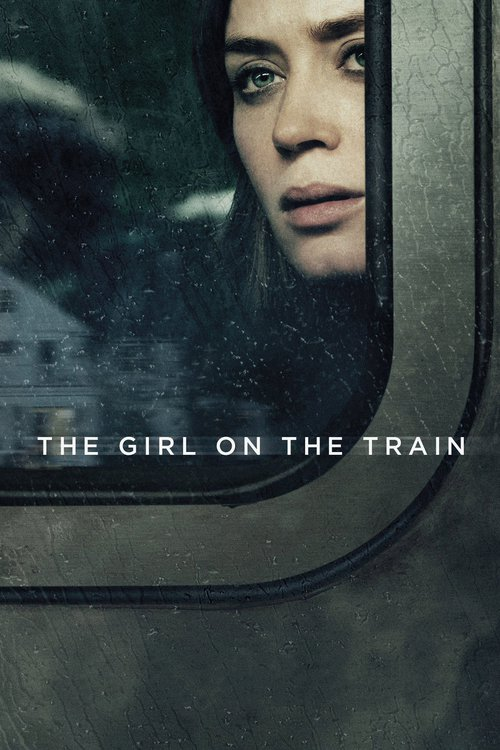 """Poster for the movie """"The Girl on the Train"""""""