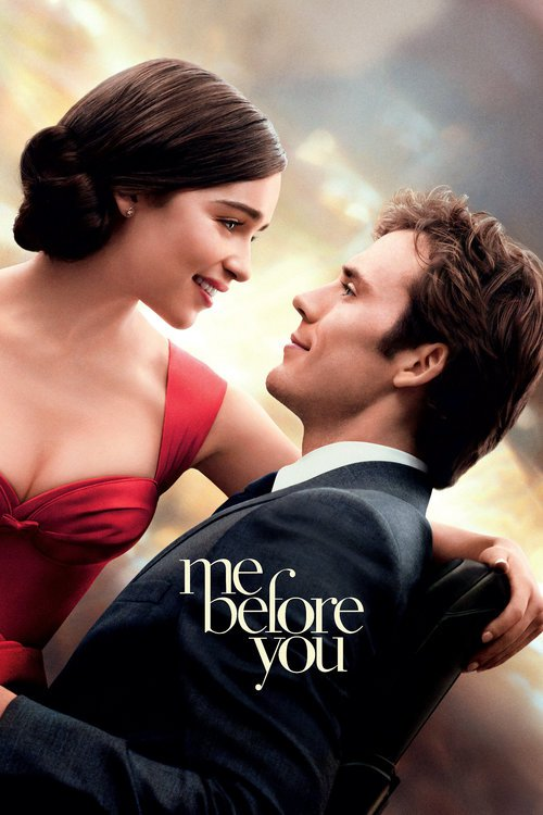 """Poster for the movie """"Me Before You"""""""
