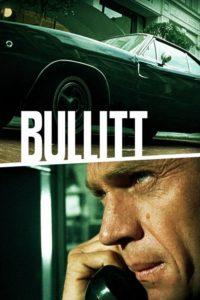 """Poster for the movie """"Bullitt"""""""