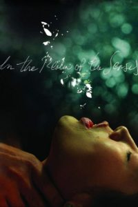 "Poster for the movie ""In the Realm of the Senses"""