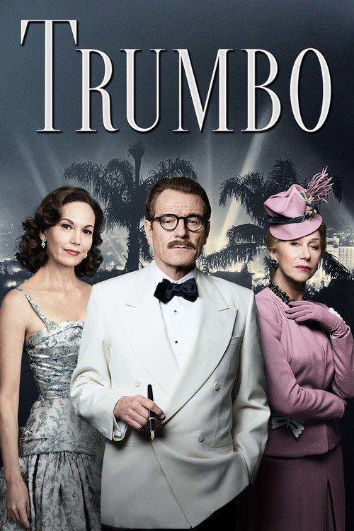 """Poster for the movie """"Trumbo"""""""