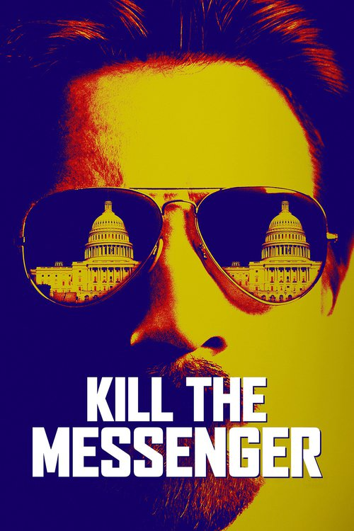 """Poster for the movie """"Kill the Messenger"""""""