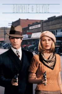 "Poster for the movie ""Bonnie and Clyde"""