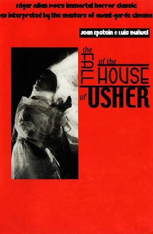 """Poster for the movie """"The Fall of the House of Usher"""""""
