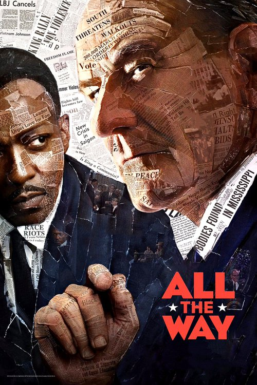"""Poster for the movie """"All the Way"""""""