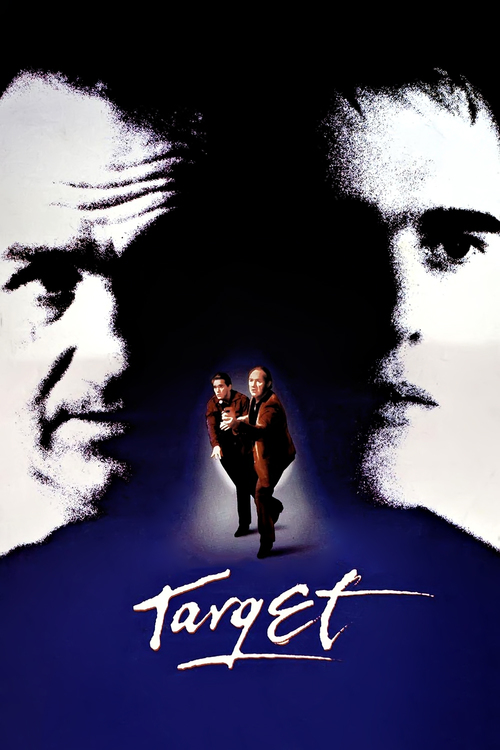 "Poster for the movie ""Target"""