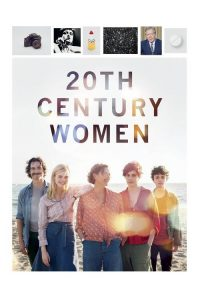 "Poster for the movie ""20th Century Women"""