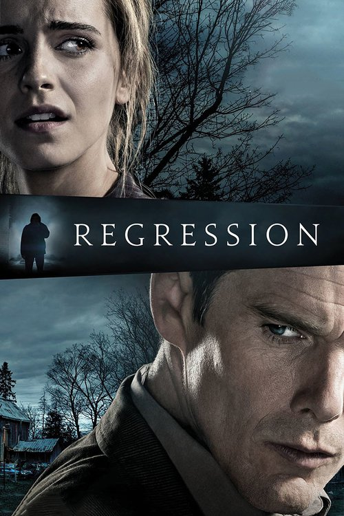 """Poster for the movie """"Regression"""""""