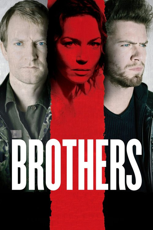 """Poster for the movie """"Brothers"""""""