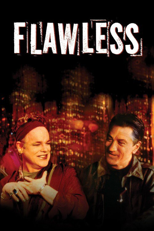 "Poster for the movie ""Flawless"""