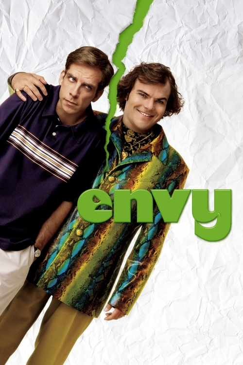 """Poster for the movie """"Envy"""""""