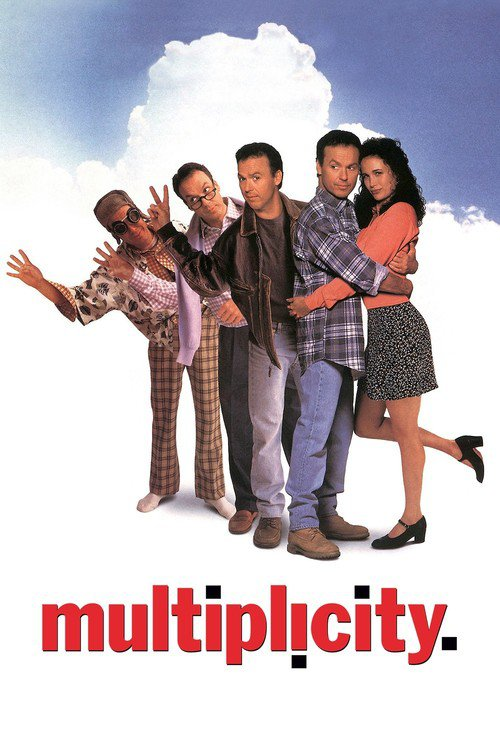 "Poster for the movie ""Multiplicity"""