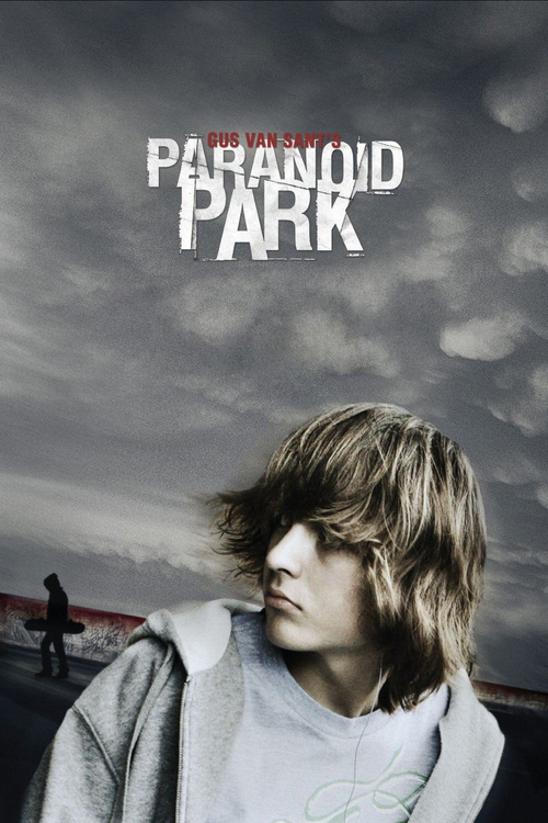 """Poster for the movie """"Paranoid Park"""""""
