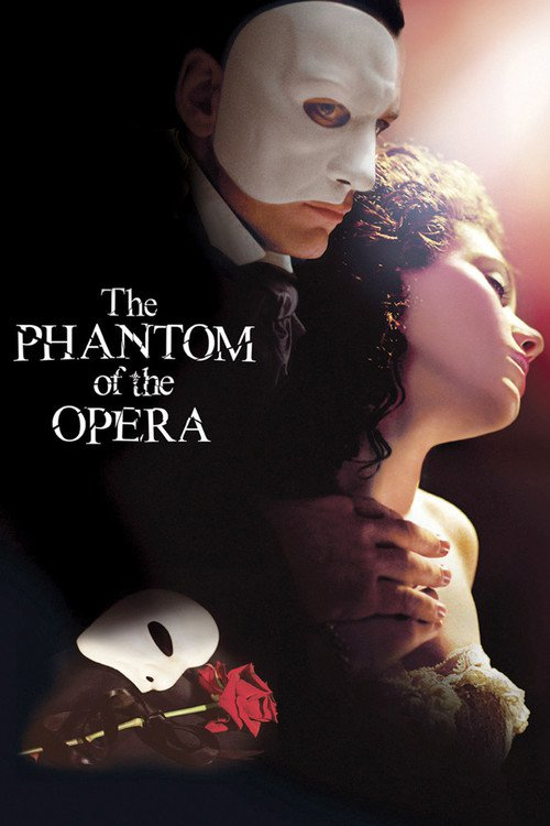 """Poster for the movie """"The Phantom of the Opera"""""""