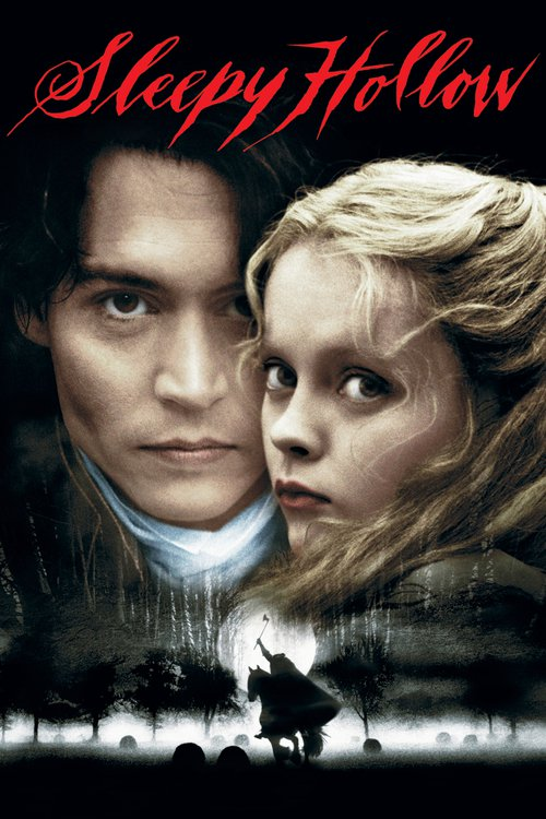 """Poster for the movie """"Sleepy Hollow"""""""