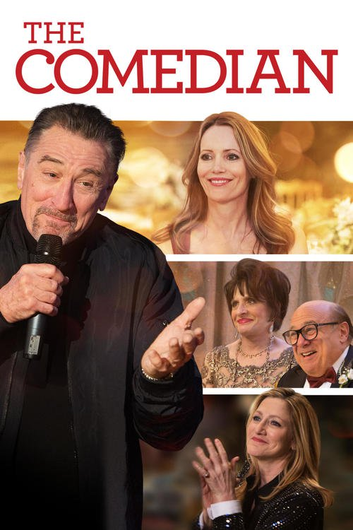 """Poster for the movie """"The Comedian"""""""