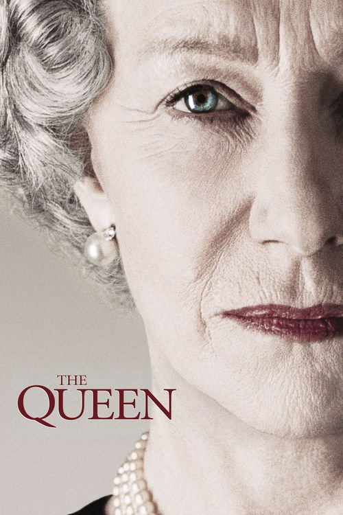 """Poster for the movie """"The Queen"""""""