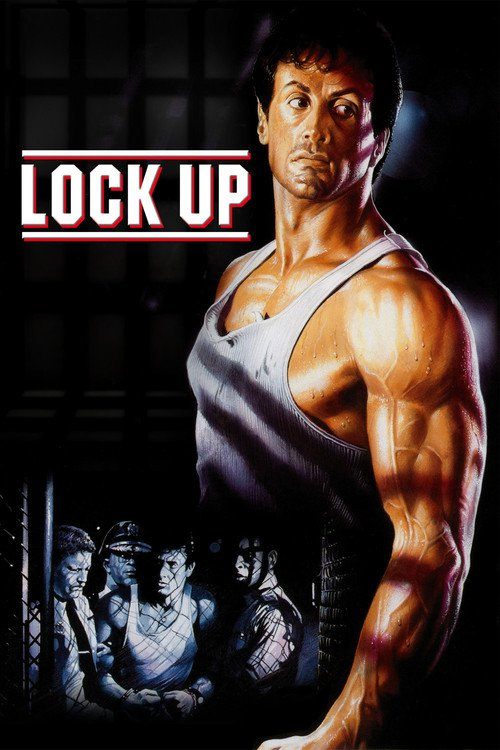 """Poster for the movie """"Lock Up"""""""