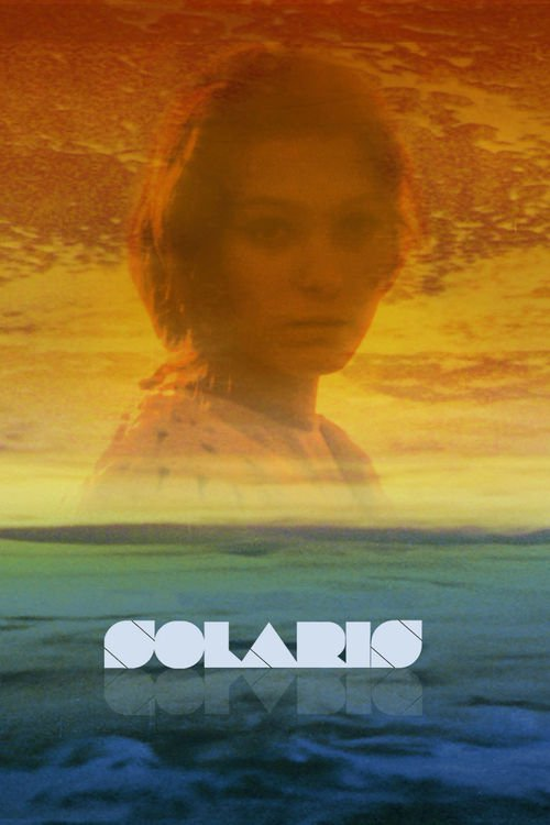 """Poster for the movie """"Solaris"""""""