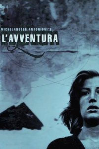 "Poster for the movie ""L'Avventura"""