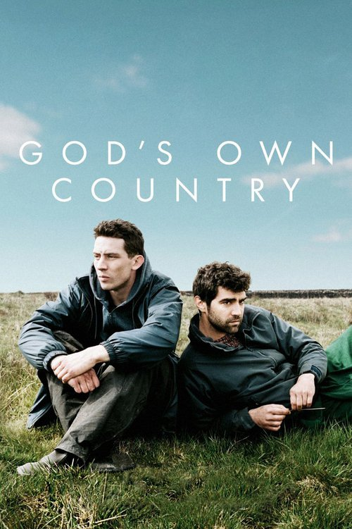 """Poster for the movie """"God's Own Country"""""""