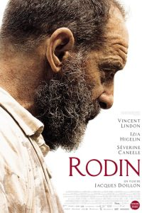 """Poster for the movie """"Rodin"""""""