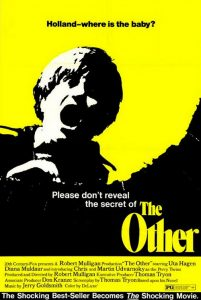 "Poster for the movie ""The Other"""