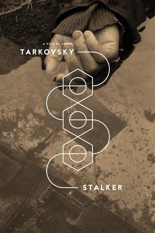 "Poster for the movie ""Stalker"""