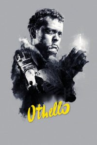 "Poster for the movie ""Othello"""