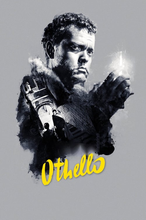 """Poster for the movie """"Othello"""""""
