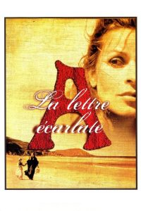 "Poster for the movie ""The Scarlet Letter"""