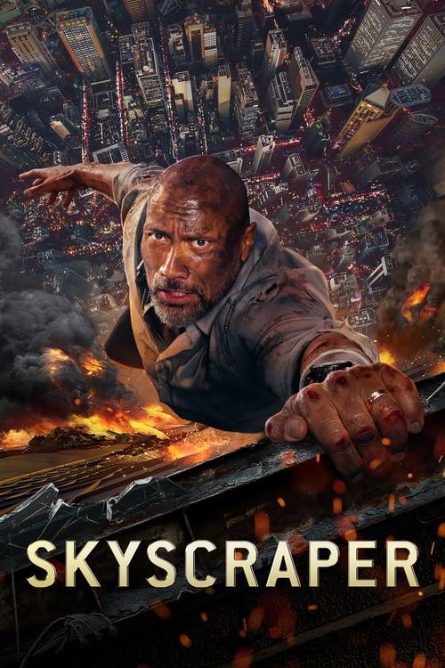 """Poster for the movie """"Skyscraper"""""""